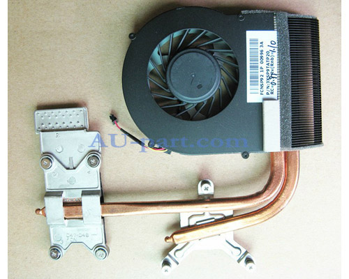 Brand New HP Envy 17 17-1000 17T-1000 Series Fan + Heatsink
