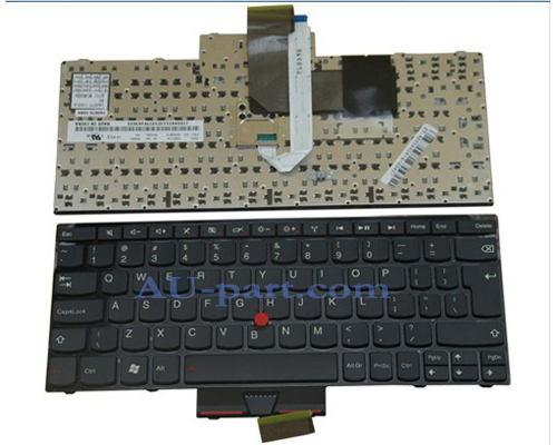 Brand New Laptop Keyboard for Lenovo Thinkpad Edge E120 E125 E220 E220S X121E X130E Series -- [Color: Black]